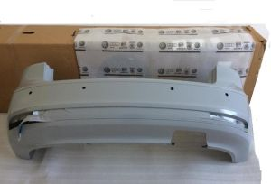 Para-choque Traseiro Vw Space Fox 2011 a 2014