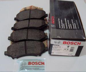 Pastilha de Cerâmica Freio Dianteiro Dodge Journey Bosch
